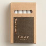Kraft Paper Box of Chalk-10-Pack