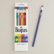 Beatles 50th Anniversary Pencils, Set of 8