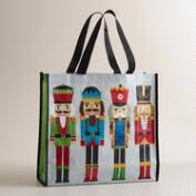 Nutcracker Reusable Tote Bag