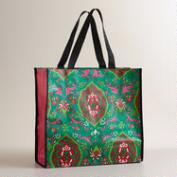 Marrakech Print Reusable Tote Bag