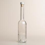 Lirica Silver Glass Limoncello Bottle