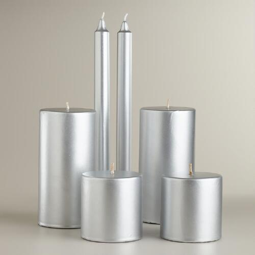 Silver Value Pack Candles