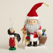 2014 Limited Edition Babbo Natale Chubby Nutcracker