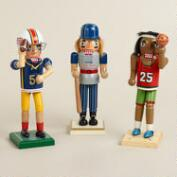 Sport Nutcrackers - Set of 3
