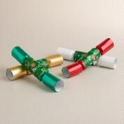 Medium Festive Crackers, 8-Count