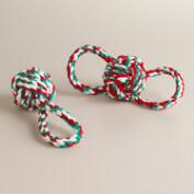 Small Tug Dog Rope, Set of 2