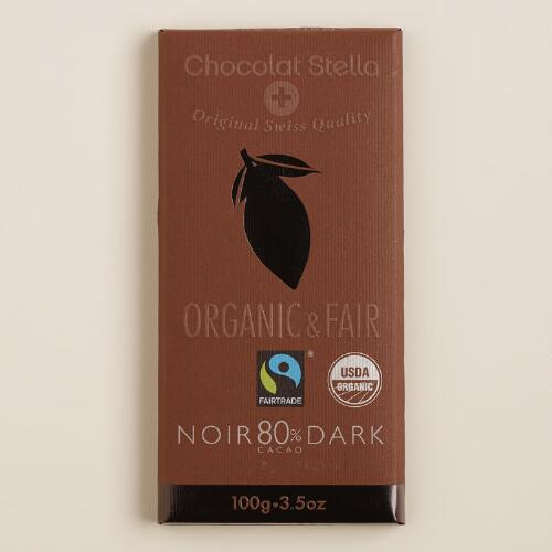 Stella Bernrain Dark Chocolate Bar