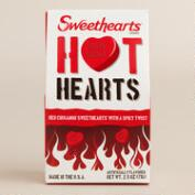 Necco Hot Cinnamon Heart Candies