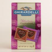 Ghirardelli Milk and Dark Chocolate Mini Bag