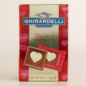 Ghirardelli Milk and White Chocolate Mini Bag