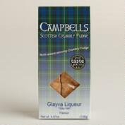 Campbells Glayva Liqueur Scottish Tablet Fudge