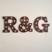 Letter Marquee Light Collection