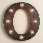 'O' Marquee Light