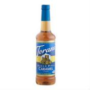 Torani Sugar-free Caramel Syrup, Set of 4