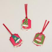 Buon Natale Gift Tags, 6-Pack