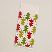 Scandi Trees Goodie Bags, 8-Pack