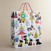 Jumbo Scottie Gift Bag