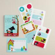 Scottie Gift Labels Booklet