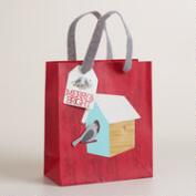 Small Birdhouse Gift Bag