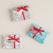 Snowbirds Gift Pouches, 3-Pack