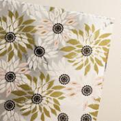 Flower Winter Soiree Jumbo Wrapping Paper Roll