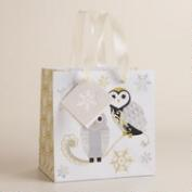 Small Owls Winter Soiree Gift Bag
