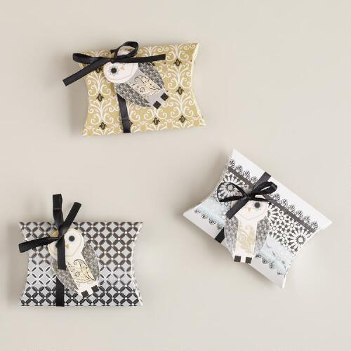 Winter Soiree Gift Pouches, 3-Pack