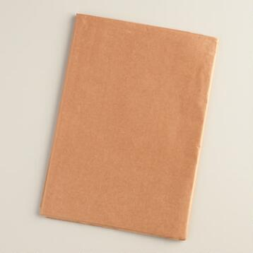 Copper Tissue Paper, 20-Pack