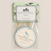 Downton Abbey Gift Tags, Set of 6