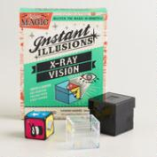 Magic X-Ray Vision Illusions Kit
