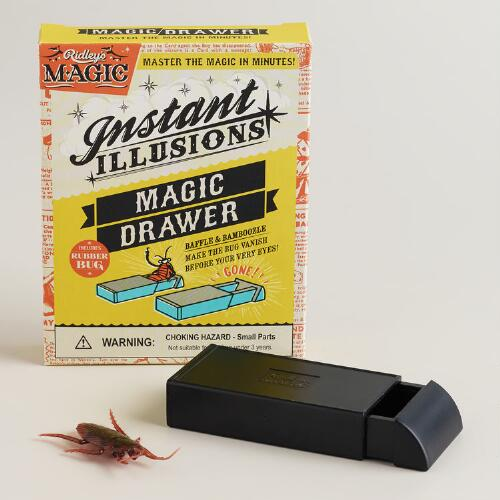 Magic Drawer Illusions Kit