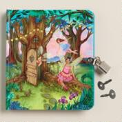 Fairy Forest Lock and Key Diary