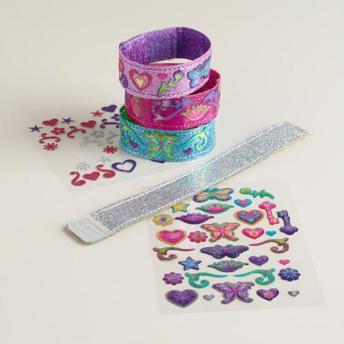 Melissa and Doug Design-Your-Own Bracelets Craft Set