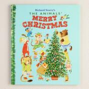Richard Scarry's The Animals' Merry Christmas, a Golden Book