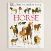 Horses Ultimate Sticker Book