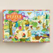 Mystery in the Forest 42-Piece Puzzle
