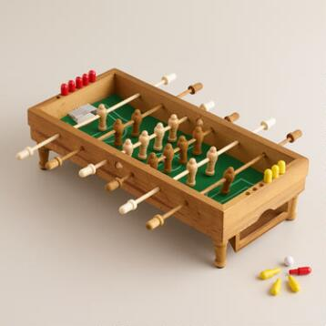 Desktop Foosball Set