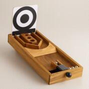 Desktop Skeeball Set