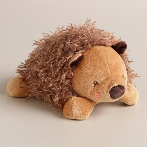 Hedgy Stuffed Hedgehog