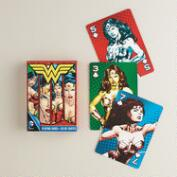 Wonder Woman Superhero Playing Cards
