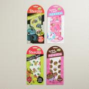 Scratch and Sniff Stickers, Set of 4