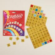Scrabble Magnetic Game Set