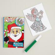Invisible Ink Picture and Game Books, Set of 2