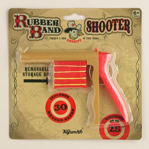 Vintage Rubber Band Shooter