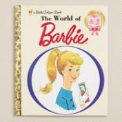 The World of Barbie, a Little Golden Book