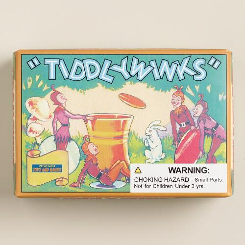 Retro Pixie Tiddlywinks Game