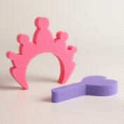 Princess Bath Sponge Set