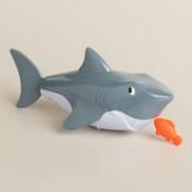 Pull-String Shark Bath Toy