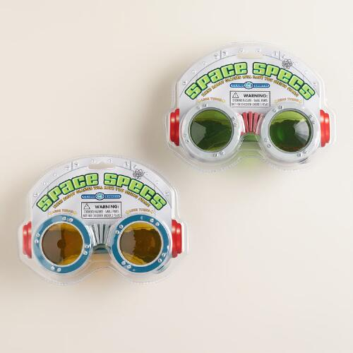 Space Specs Robot Kaleidoscope Glasses