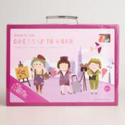 Dress Up to Work Magnetic Fun Kit